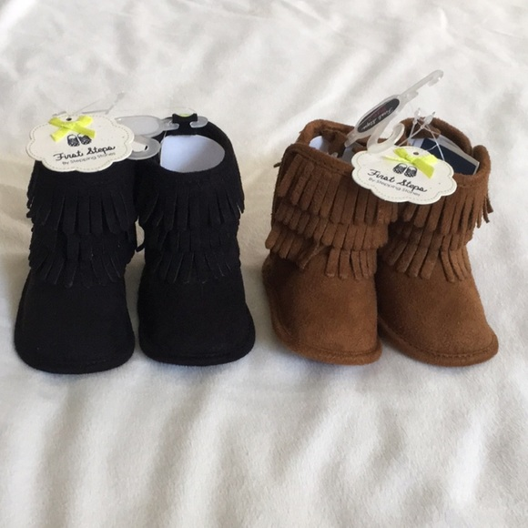 First Steps by Stepping Stones Girls/' Sandals Sizes 7-10